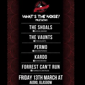 What's The Noise presents The Vaunts