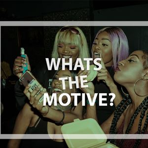 Whats The Motive - Hip-Hop & Free Alcohol Party