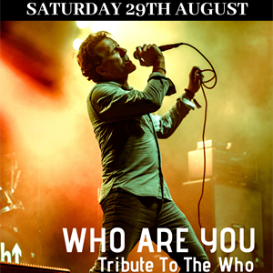 Who Are You Uk (Tribute to The Who)