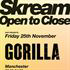 WHP PRESENTS: SKREAM - OPEN TO CLOSE