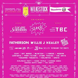 Wilkestock Charity Music Festival 2019