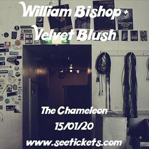 William Bishop + Velvet Blush at The Chameleon