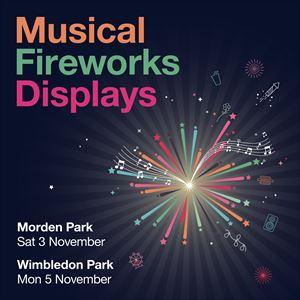 Morden Park Bonfire And Fireworks Display