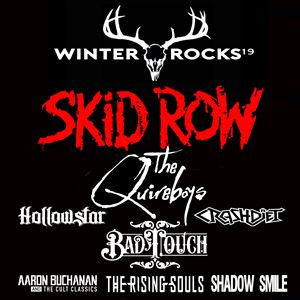 Winter Rocks Festival Featuring Skid Row