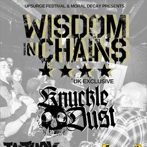 Wisdom In Chains and Knuckledust