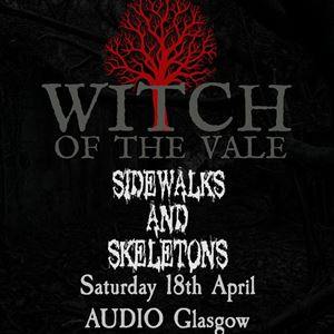 WITCH OF THE VALE - GLASGOW tickets in