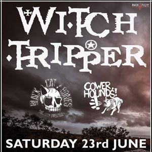 Witch Tripper at Redrum, Stafford