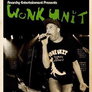 Wonk Unit / The Raging Nathan's / Aerial Salad