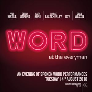 WORD - an evening of spoken word performances