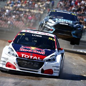 World Rallycross Of GB - Speedmachine Festival
