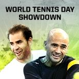 World Tennis Day Showdown