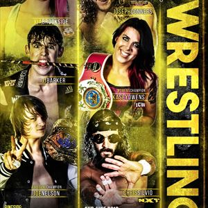 Wrestling - Put on your war paint