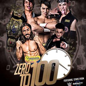 Wrestling Zero To 100