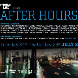 HOUSE of LUX Presents - After Hours @ Wrexfest