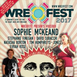 WREXFEST Presents - Louise Distras plus guests