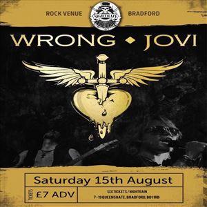 Wrong Jovi - Bon Jovi Tribute