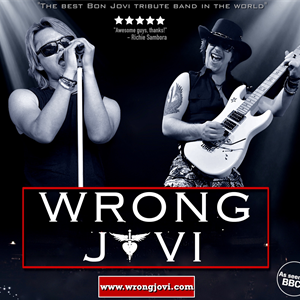 Wrong Jovi - Bon Jovi Tribute Band