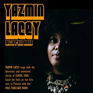 Yazmin Lacey