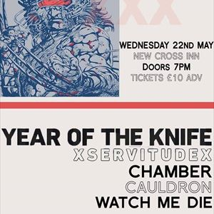 Year Of The Knife + xServitudex