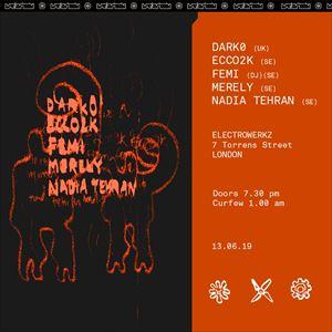 YEAR0001 Label Night at Elektrowerkz