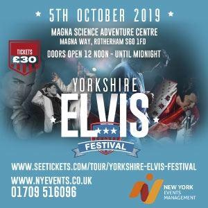Yorkshire Elvis Festival