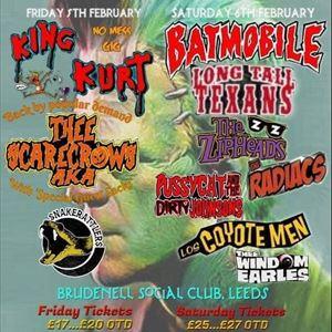 Yorkshire Psychobilly Weekender 3