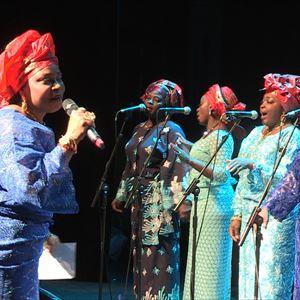 Yoruba Women Choir