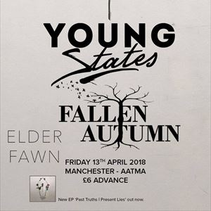 Young States + Fallen Autumn + Guests