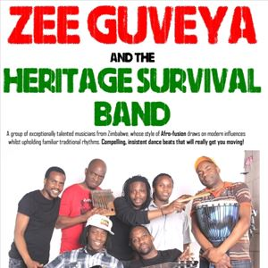 Zee Guveya and the Heritage Survival Band