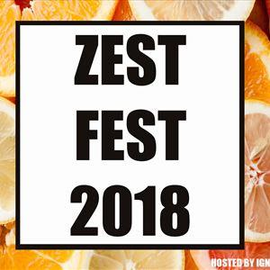Zest Fest: Cirtus, Oranje, Lime