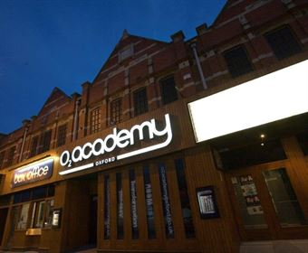 O2 Academy Oxford