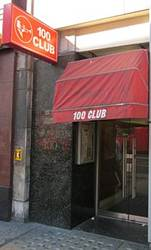 London 100 Club Tuesday Blues