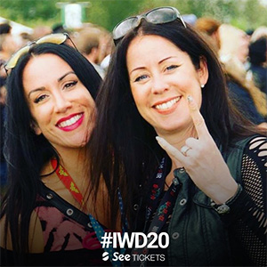 A Q&A with Bloodstock Festival Directors Rachael Greenfield & Vicky Hungerford
