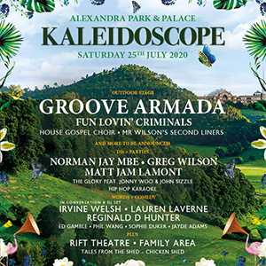5 minutes with Simon Fell, Event Operations Director of Kaleidoscope Festival