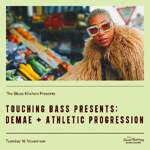 Touching Bass with Athletic Progression & Demae