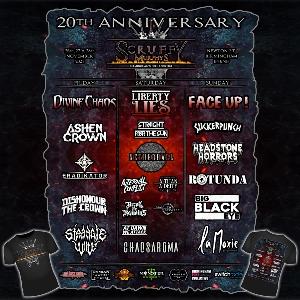 Scruffys 20th Anniversary Weekend!!