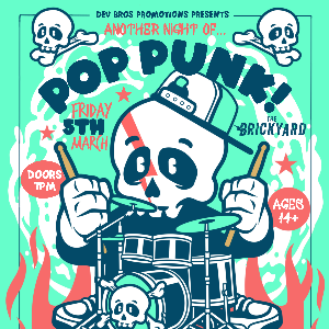 Pop Punk Night @ The Brickyard