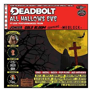 All Hallow's Eve - Deadbolt Halloween Special 2021