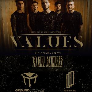 VALUES Album Release Show
