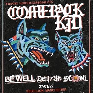 Comeback Kid - Manchester