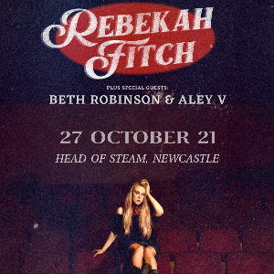 Rebekah Fitch & Special Guests - Newcastle