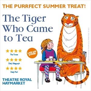 The Tiger Who Came to Tea 2021