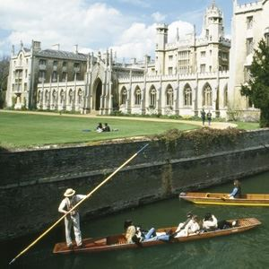 Oxford and Cambridge Tour