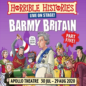 Horrible Histories: Barmy Britain Part 5 - Horrible Histories - Barmy Britain - Part Five