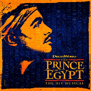 The Prince of Egypt Tickets and Dates