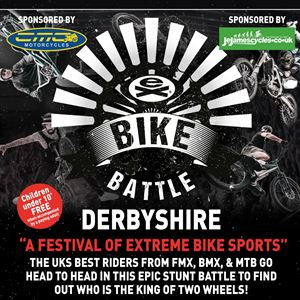 'Extreme Bike Battle' Derbyshire 2020 (Sunday)