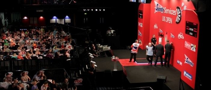 2013 Speedy Services Uk Open