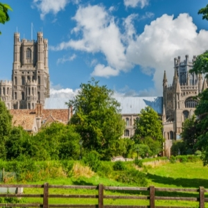 21st Century ABBA - Ely Cathedral