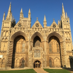 21st Century ABBA - Peterborough Cathedral