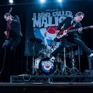 A Band Called Malice - The Jam tribute act